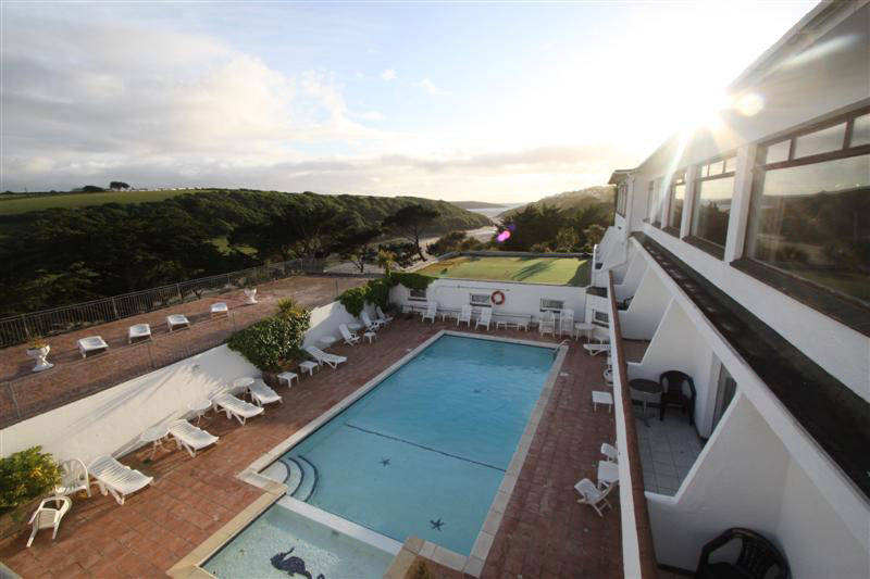 Swimming Pool Newquay Large Heated Indoor And Ambient Outdoor Pools